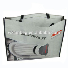 Promotional customized size&logo new cheap reusable shopping bag made in China