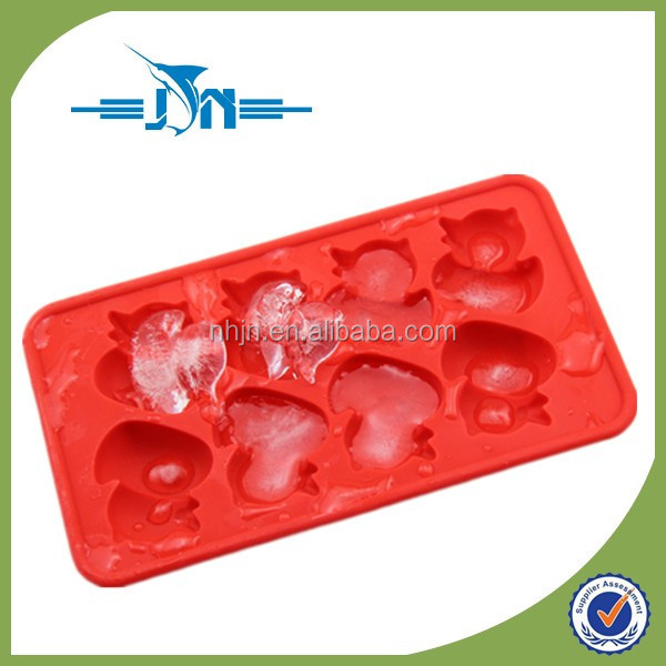 Shaped Ice Cube Tray Perfect Size For Freezing And Storing One-serving Portions Of Leftover Juice,Wine,Sauce,Baby Food