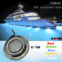made in china CE&ROHS Certificates Underwater Light for Fishing, Diving, Cruising, or Dock Parties
