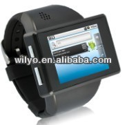 Z1 2.0 inch Gsm Android Hand Watch Mobile Cell Phone Watch Android Big Screen Watch Phone