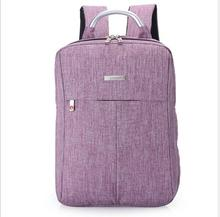 Factory wholesale Custom Branded Strong computer stylish waterproof backpack Laptop Bags two Laptops Backpack