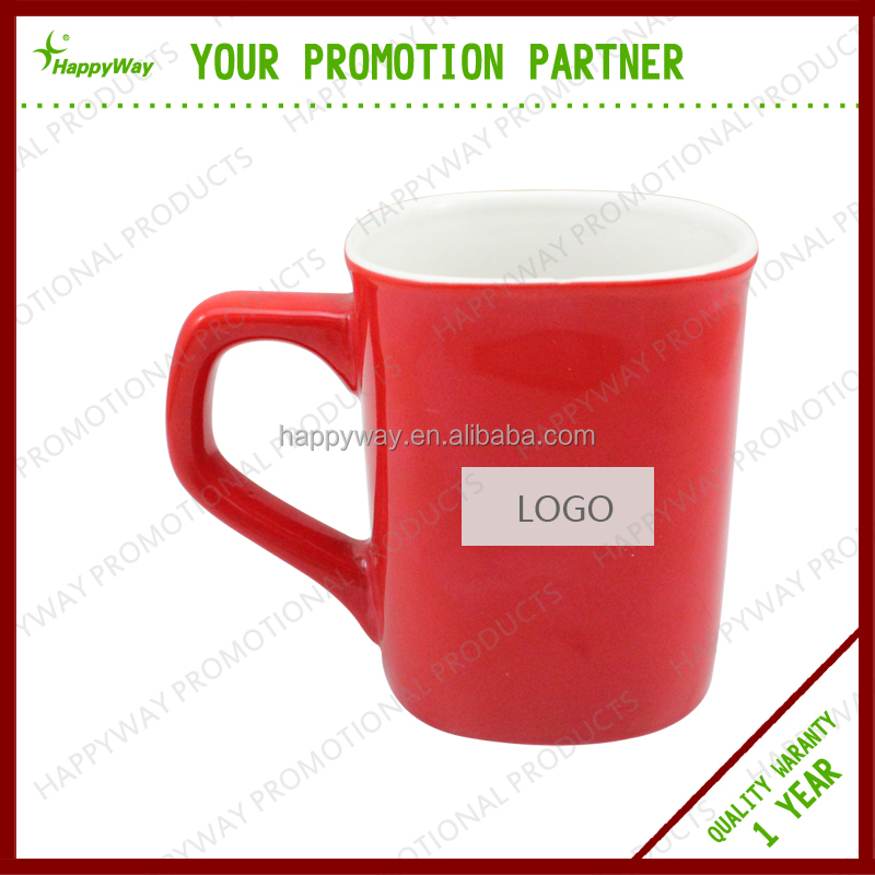 Customized Top Grade ceramic coffee mug/cup MOQ 100 PCS 0303019