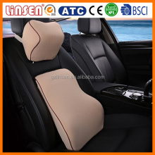 hot sale prado car accessories memory foam lumbar cushion