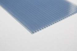 XINHAI Color PC sheet/polycarbonate hollow shade/plastic board/roofing tile
