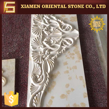 fancy raw temple home decoration marble blocks