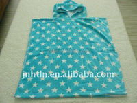 children printing bathrobe