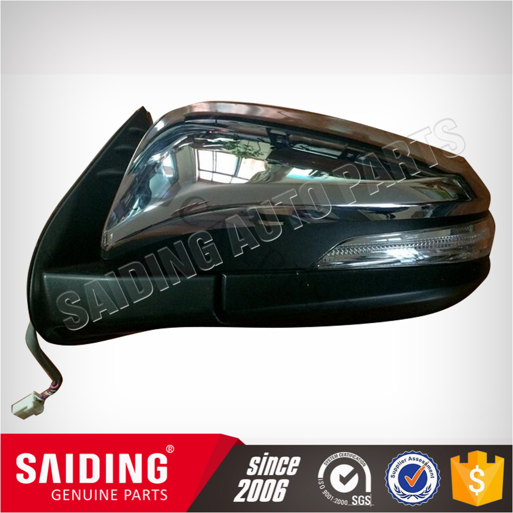 Saiding Side Mirror Left 87940-0KA91 for Toyota Hilux 2016- 2KD KUN122