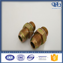 Brass steel hose connection,6mm hose fitting