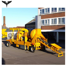 Mini Bitumen Batching Equipment ,New Mobile Asphalt Mixing Plant