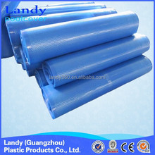 2016 long life plastic swimming bubble pool cover liner