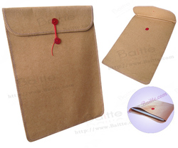 Leather sleever for Macbook Air ( BNC033)