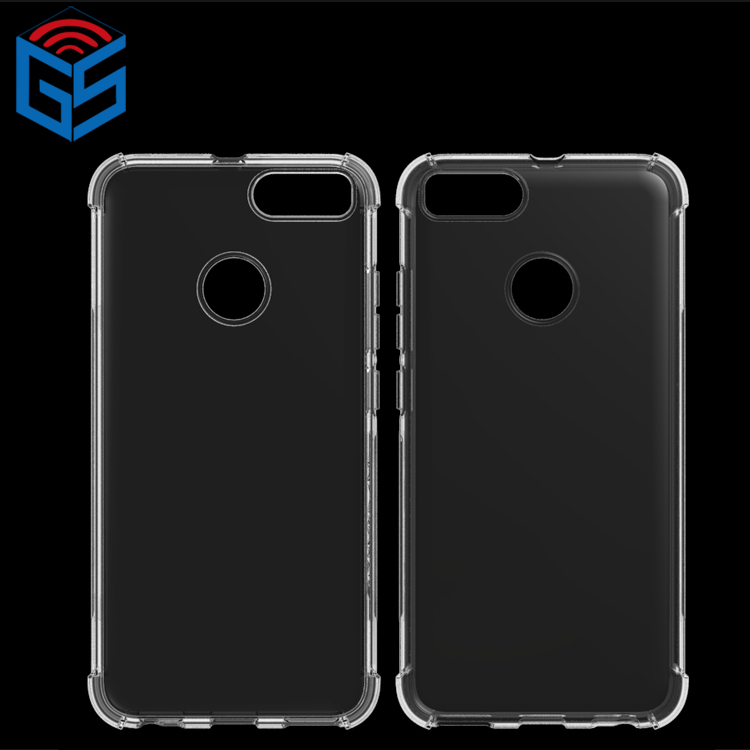 Shock Absorption Soft Gel TPU Full Clear Cover Case For Xiaomi Mi 5X Mi5X <strong>A1</strong>