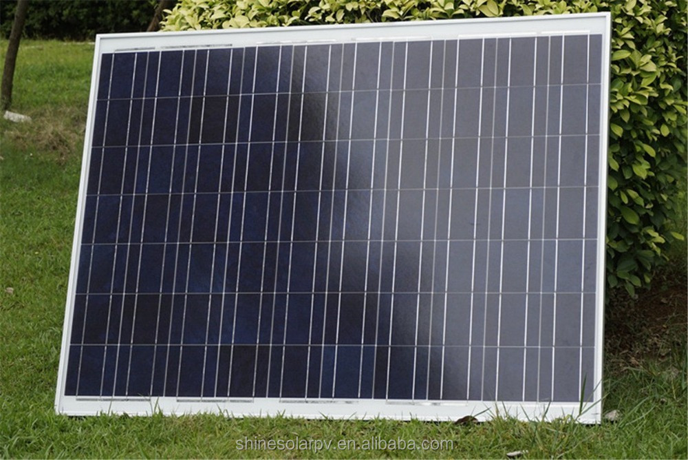 Sunpower mono poly 24v 180w solar panel pv photovoltaic pv module system made in china