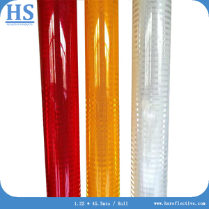 diamond grade prismatic type reflective sheeting rolls for safety traffic