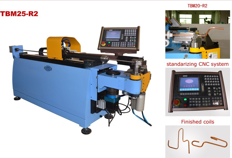 CNC Hydraulic pipe bending machine for sale
