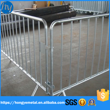 High Quality PVC Coated Galvanized Temporary Temporary Wood Fencing