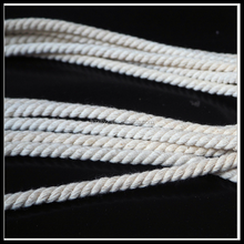 2017 Factory hot sales high quality cotton cushion braided rope