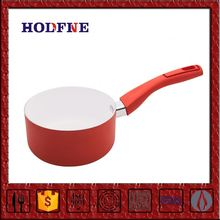 Supplier complete in specifications Cookware Set Milk Pan Copper Bottom Stainless Steel Fry Pan