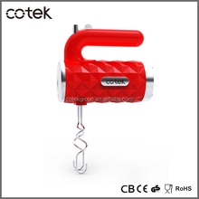 ningbo made in china cotek OEM automatic electric home small kitchen appliance diamond mini hand food mixer