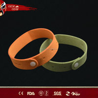 Anti-Mosquito Wristband - Natural Mosquito and baby oil mosquito repellent