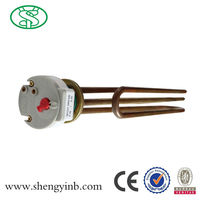 new condition and CE high quality copper coil solar hot water heater