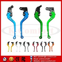KCM115 Brake Clutch Levers CNC for Kawasaki ER-6F ER-6N NINJA 400R 650R Versys Motorcycle Adjustable Lever with Adjuster