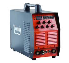 With parts and pulse function AC/DC TIG/MMA Welder IGBT& MOSFET 60% duty cycle 220V 200 Amp
