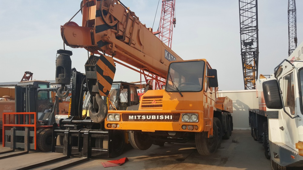 High Quality Used KATO 30 Ton Mobile Crane For Sale