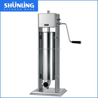 Industrial Heavy Duty sausage filler machine