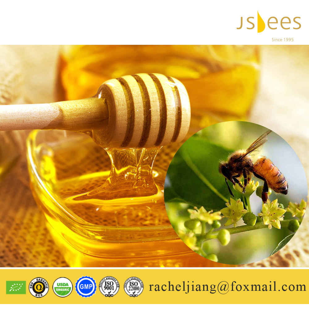 Pure natural honey brand from China