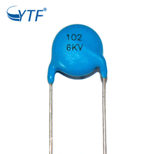 China Manufacturer 1000pf Wholesale Online 102k 6kv Ceramic Capacitor
