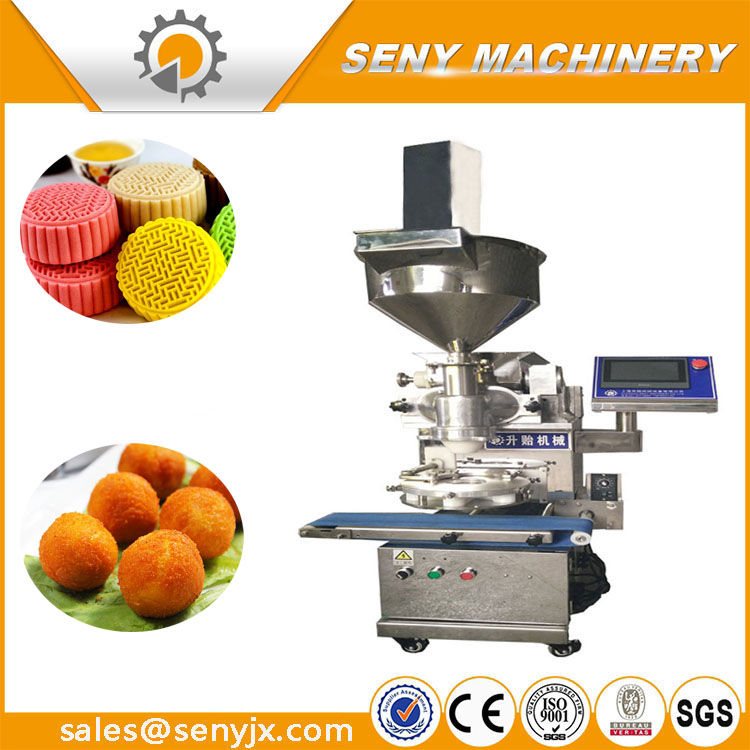 Factory hotsell pumpkin to explode pie making machine