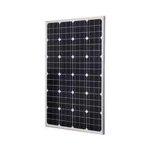 the newest 100W anti-soling monocrystalline solar panel for home use