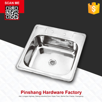 STAINLESS STEEL SINKS-----PS3838