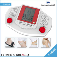 Portable Electronic Therapy Massager Muscle Stimulator OEM