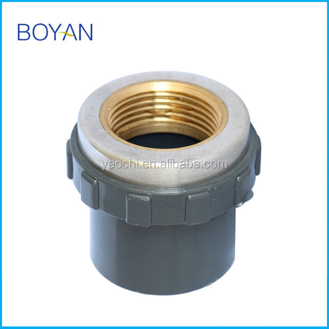 Suppliers in china boyan pvc cpvc astm sch pipe fitting