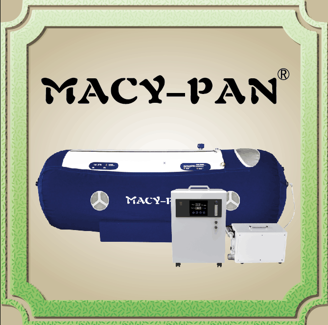 MACY-PAN Portable Hyperbaric Training for Athletes ST801