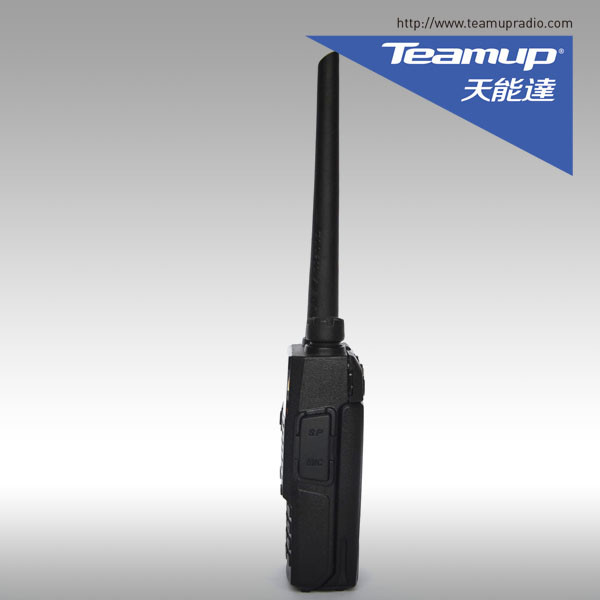 Chinese 5W Dual-band Portable Handheld UHF VHF Two Way Radio For UV-9 sale