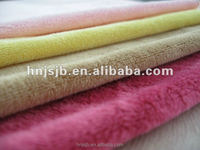 Hot sale polyester spandex custom printed polar fleece fabric