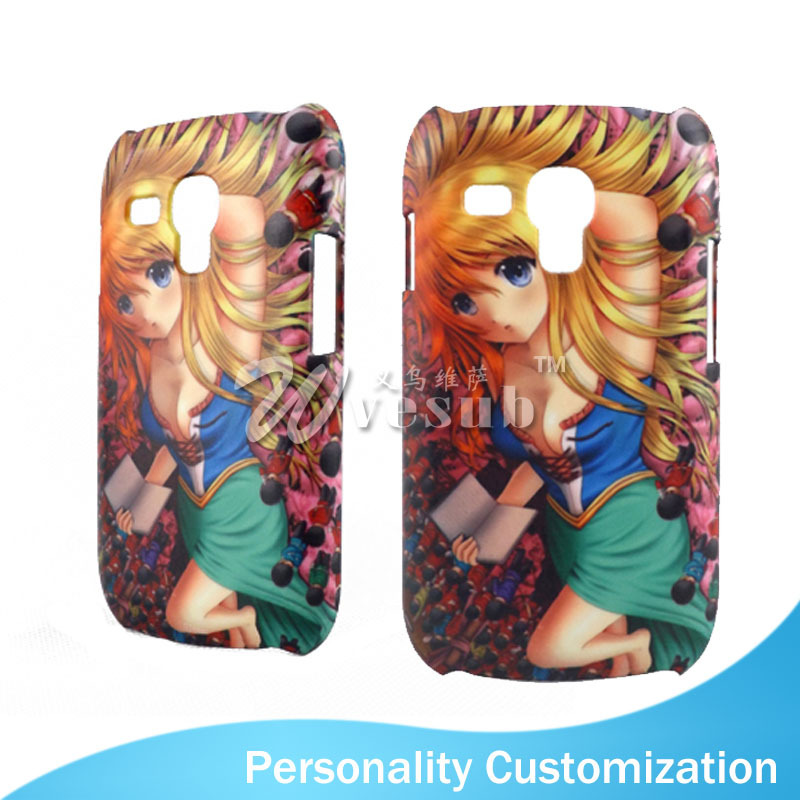 Sublimation Cute Case for Samsung Galaxy s3 Mini