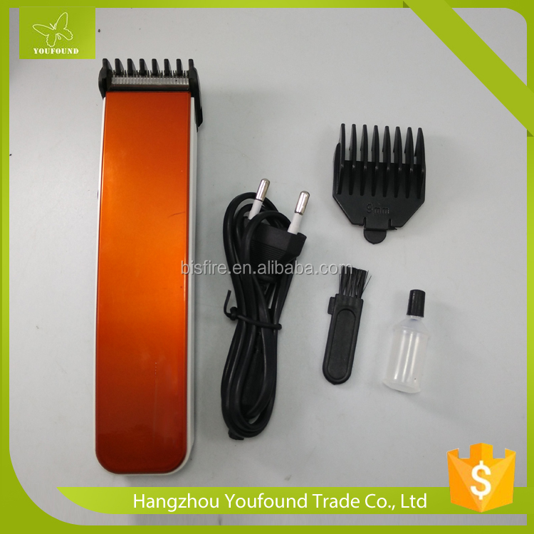 NS-216 Hot Selling Auto Trimmer Barber for Cutting Hair Equipment Rechargeable Hair Trimmer