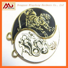 top grade various style pendent black round