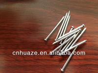 ring shank common wire brad nails factory in China
