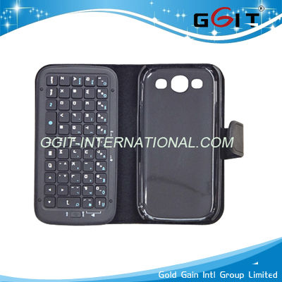 original mobile phone case with bluetooth Keyboard for samsung s3 i9300