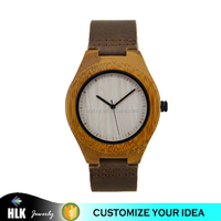 Popular bamboo wood watch, 2015 fashion men watches, fashion couple watches