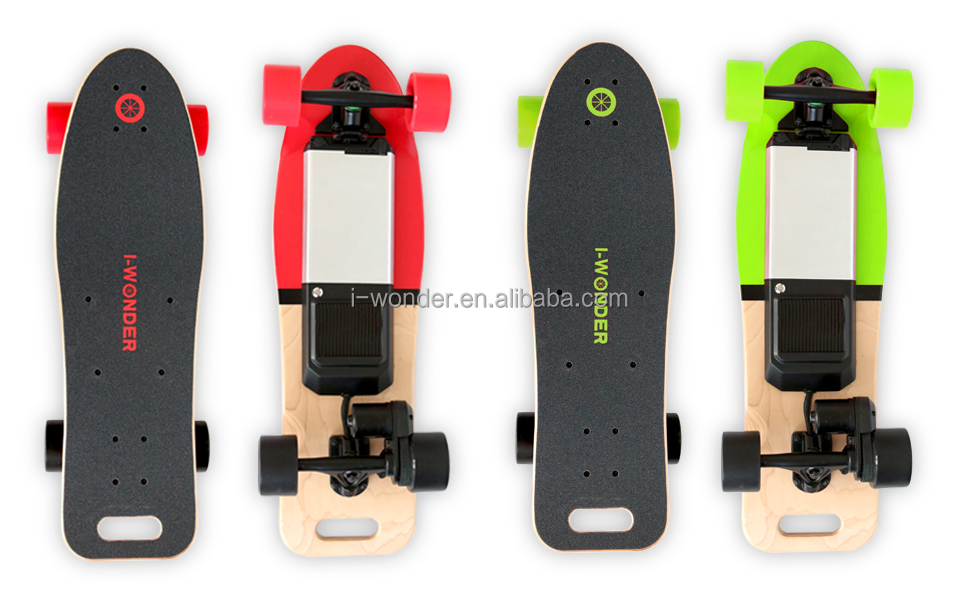 Removable battery SK-A3 I-WONDER Electric skateboard/longboard/ bluetooth control for sale