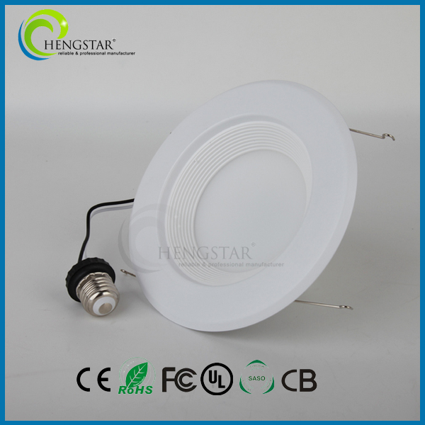 0-10V Dimming UL and ES listed 20W/25W TOP brank COB retrofit downlights