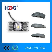 CE ROHS led module high quality aluminium led street light module 30w 40w 50w