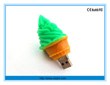 China factory wholesale gift high speed usb flash drive ice cream