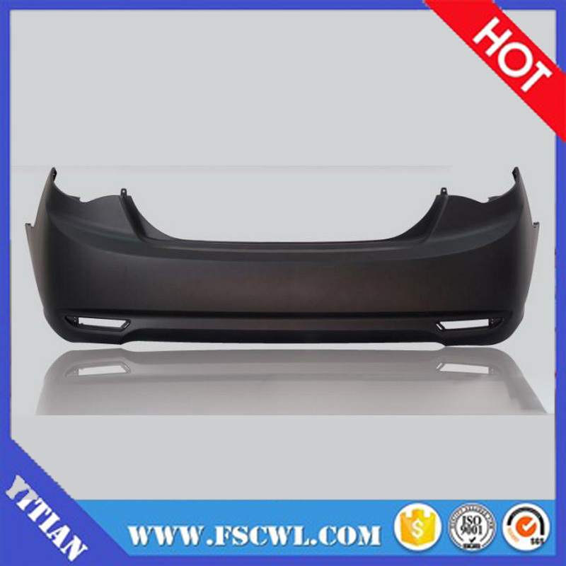 Vacuum Forming ABS Plastic Guard Car Rear Auto Front Bumper For Hilux / Hyundai